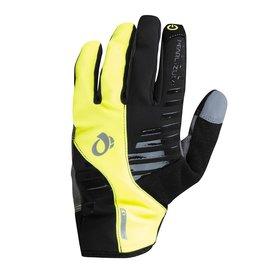 Pearl Izumi Elite Cyclone Gel L/F Glove Blk/Ylw S