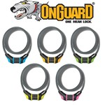 ONGUARD Neon Combo Lock 120cm X 8mm