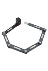 ABUS U-grip Bordo Bike Lock 5700 80CM