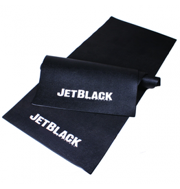 Jet Black Indoor Trainer Mat