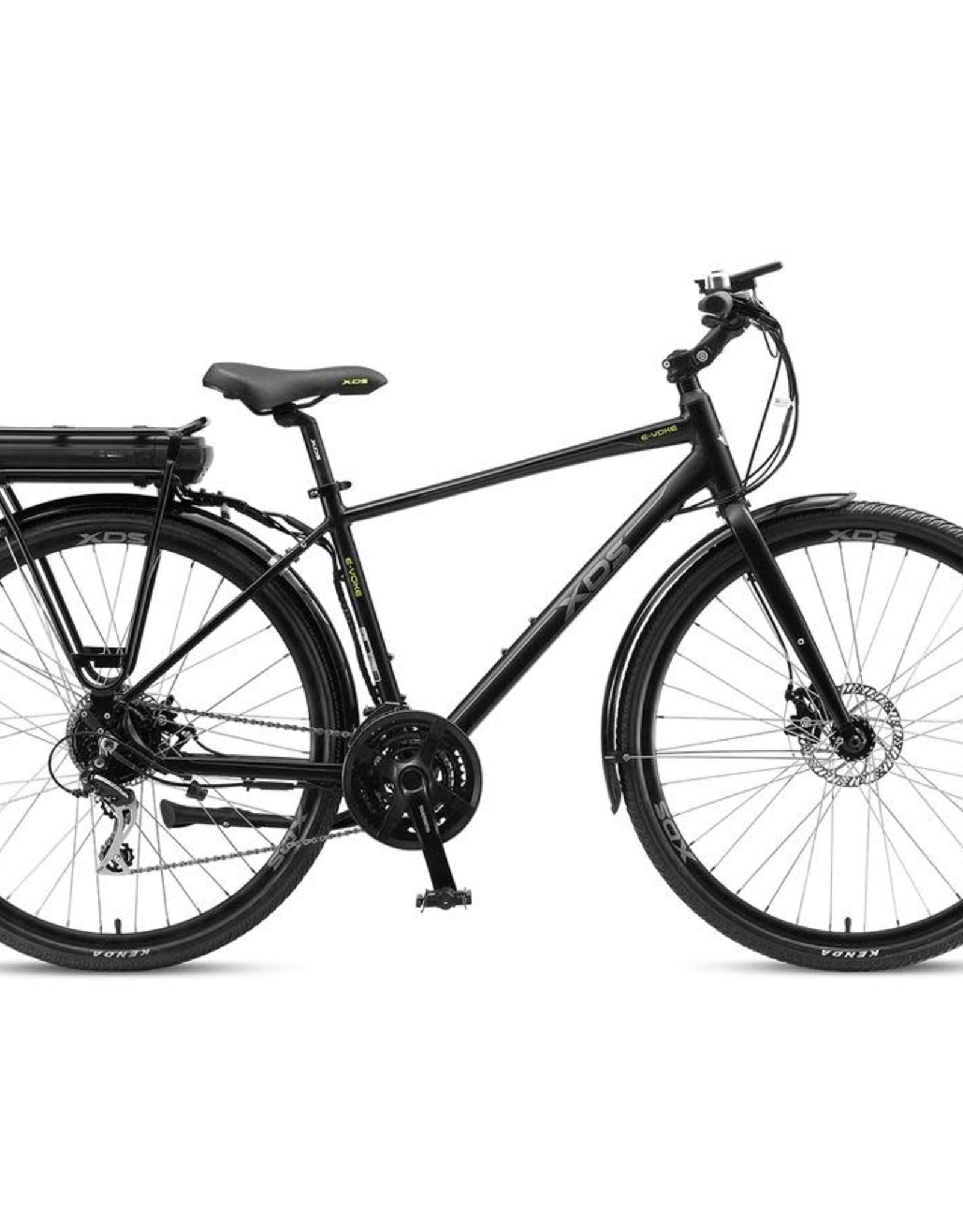XDS XDS E-Voke Electric Bike Mens M/L 18""