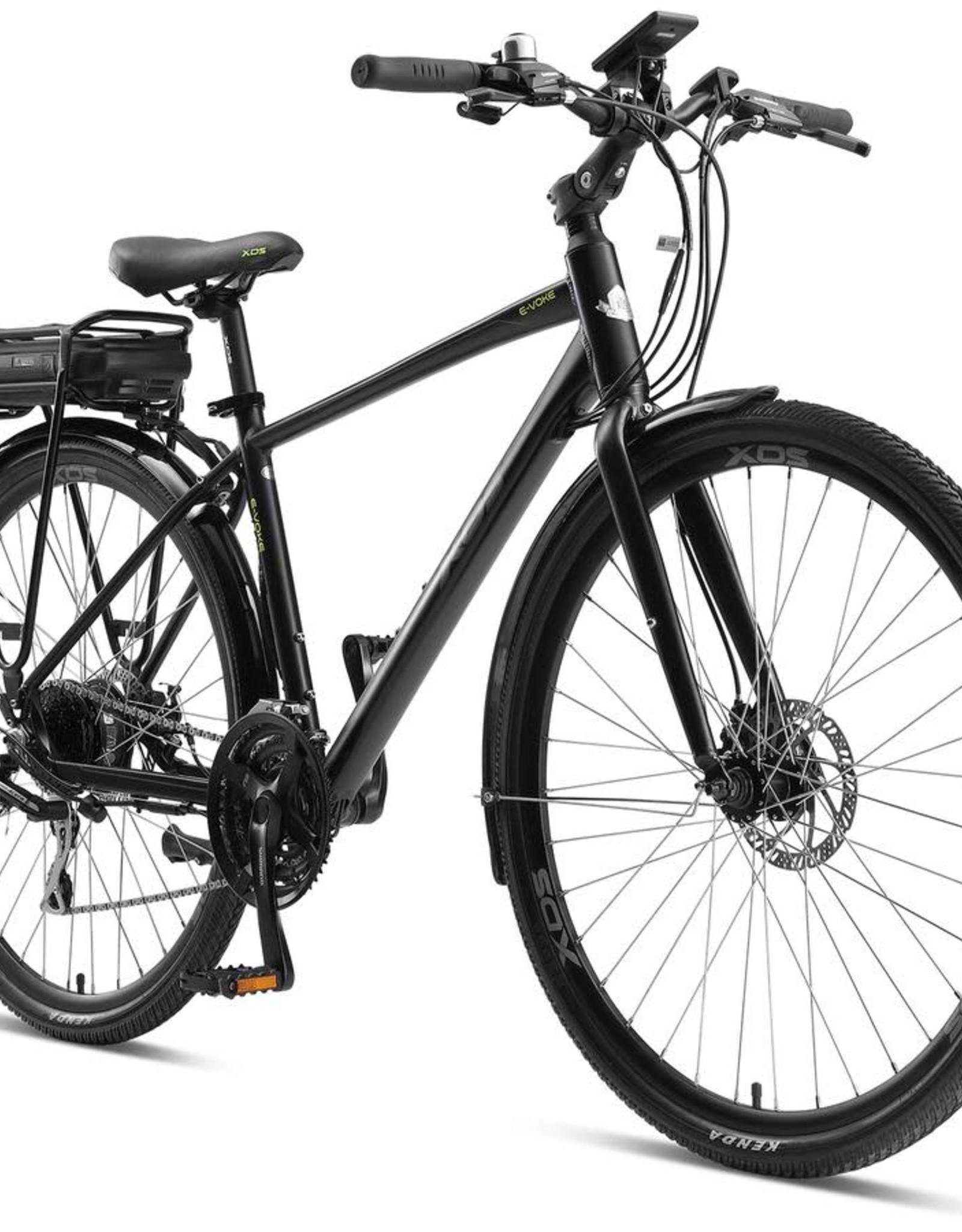 "XDS XDS E-Voke Electric Bike Mens M/L 18"""