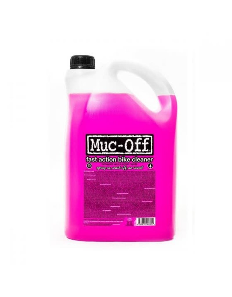 Muc-Off Muc Off Bike Cleaner Nano Tech 5L