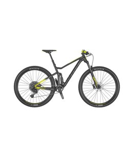 SCOTT SCOTT Spark 970 2020 Black/Yellow