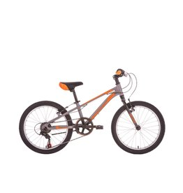 "MALVERN STAR Malvern Star Attitude 2020 20"" Grey/Orange"