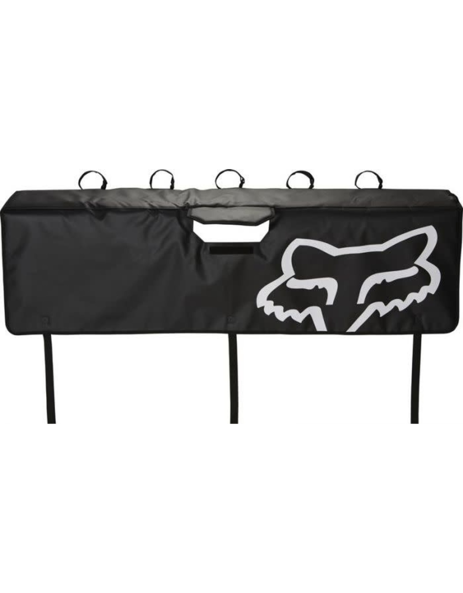 Fox Tailgate Cover Black 54""
