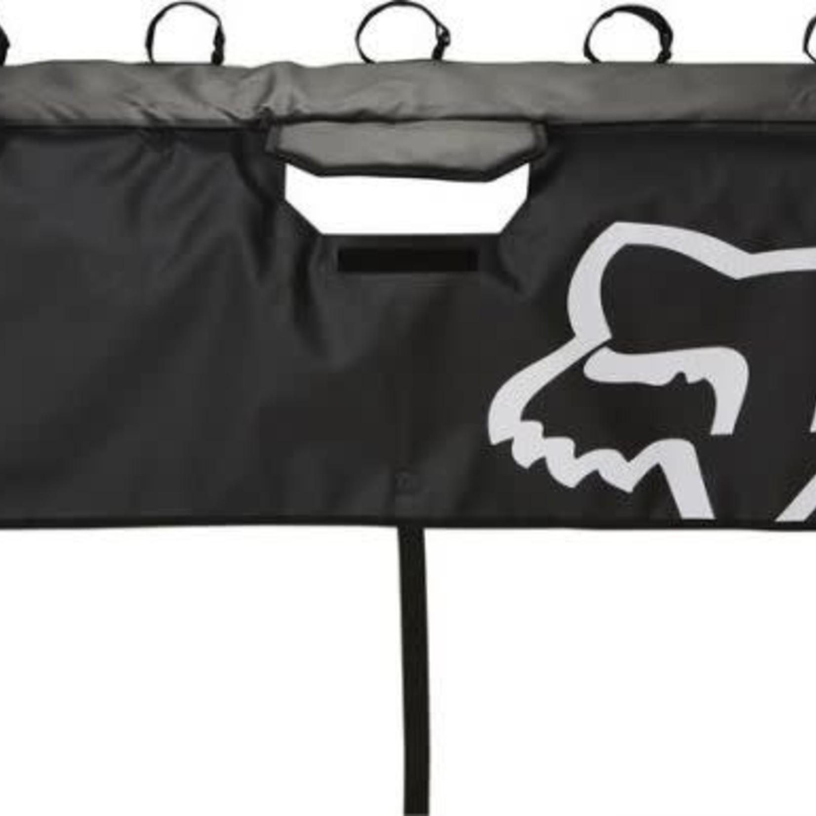 Fox Tailgate Cover Black