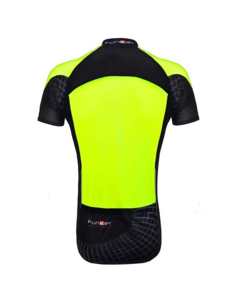 Funkier Firenze Mens Cycling Jersey