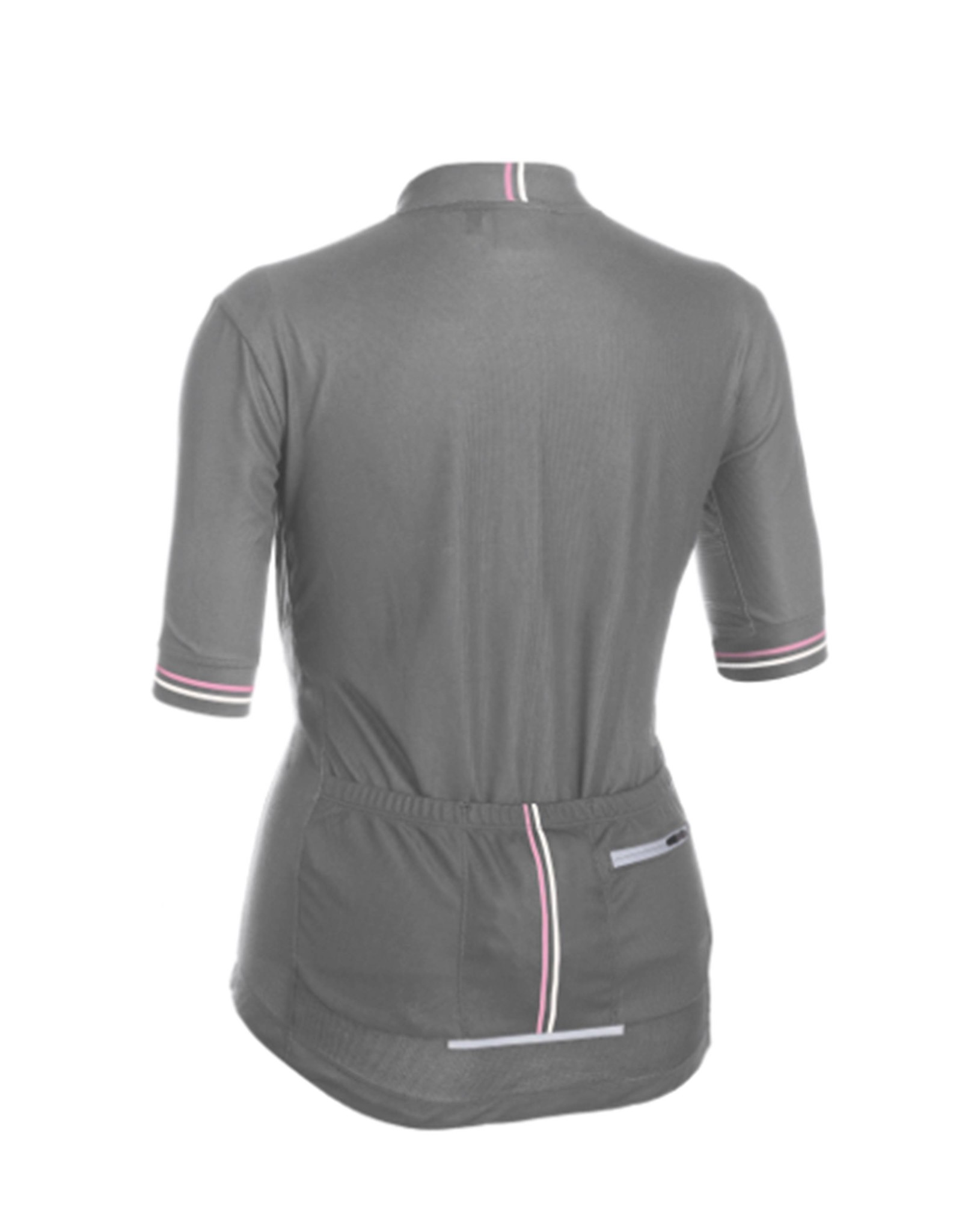 SOLO Solo Duo Woman Cycling Jersey Grey