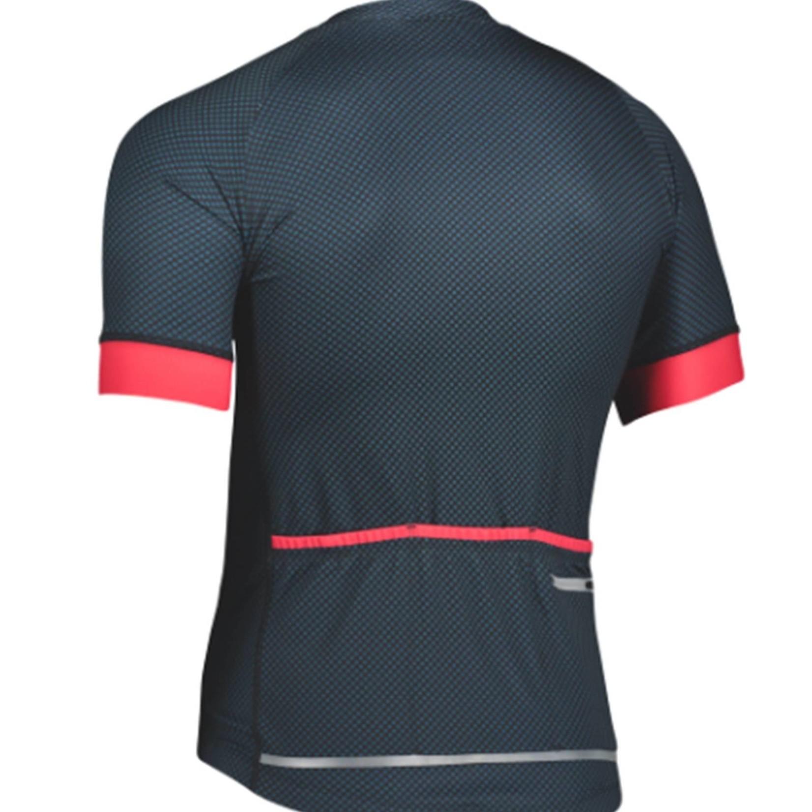 SOLO Solo Omni MK3 Mens Cycling Jersey Dark Blue