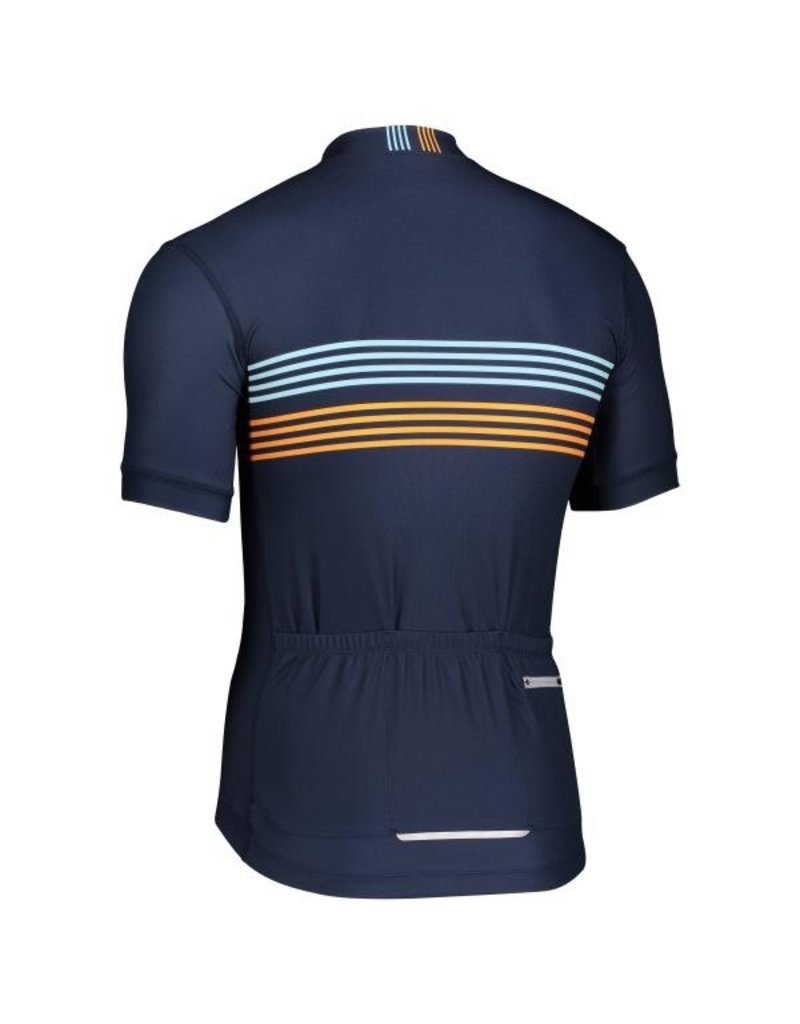 SOLO Solo Duo MK3 Mens Cycling Jersey Blue