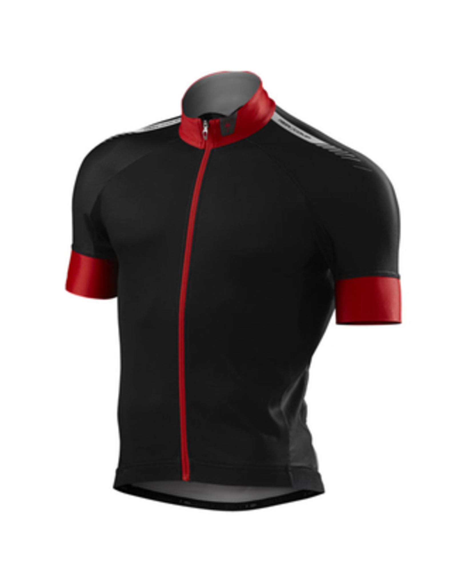 SPECIALIZED Specialized RBX Comp Mens Cycling Jersey Black Red Small