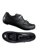 Shimano RP100 Mens Road Shoe Black