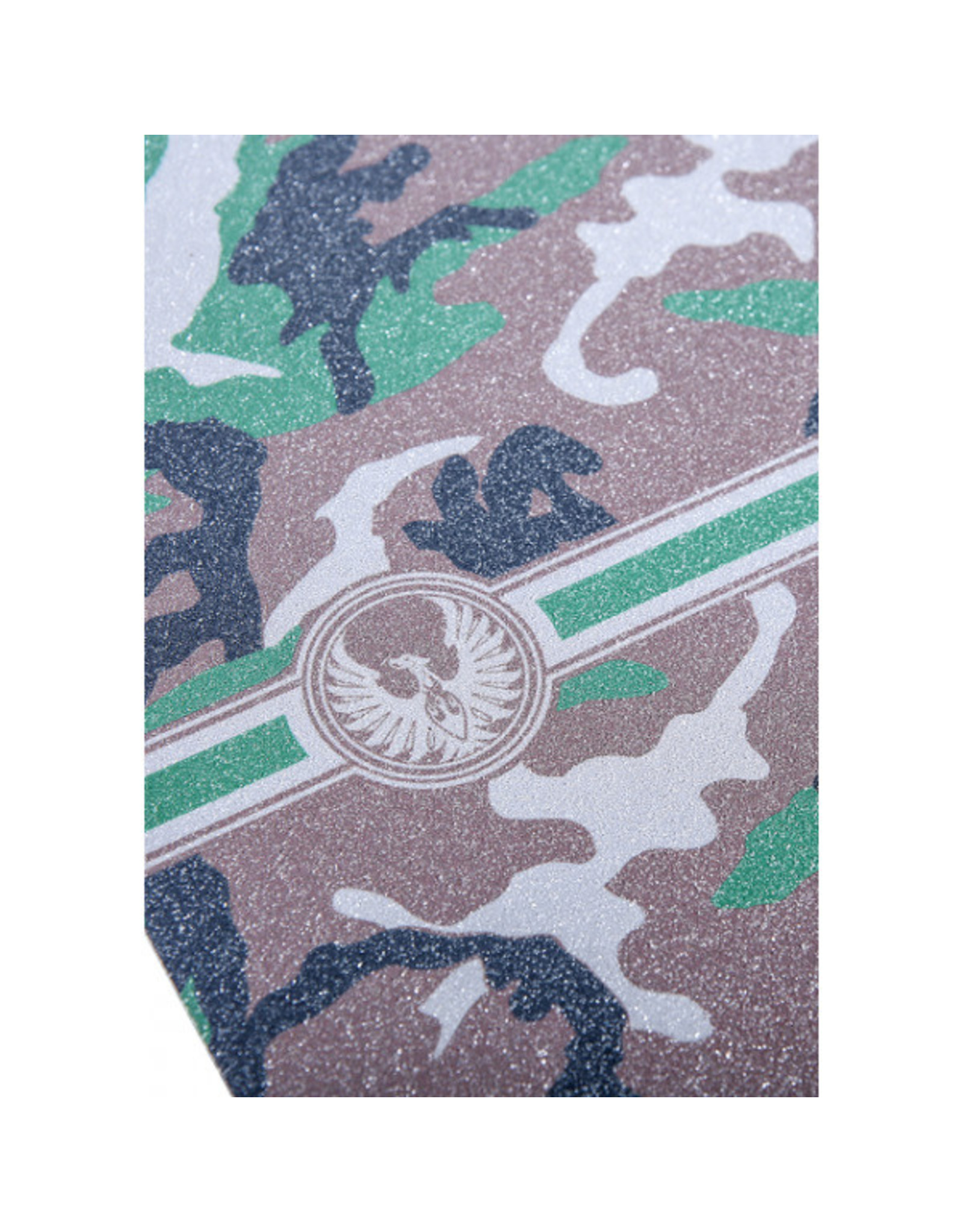 Green Camo Scooter Grip Tape