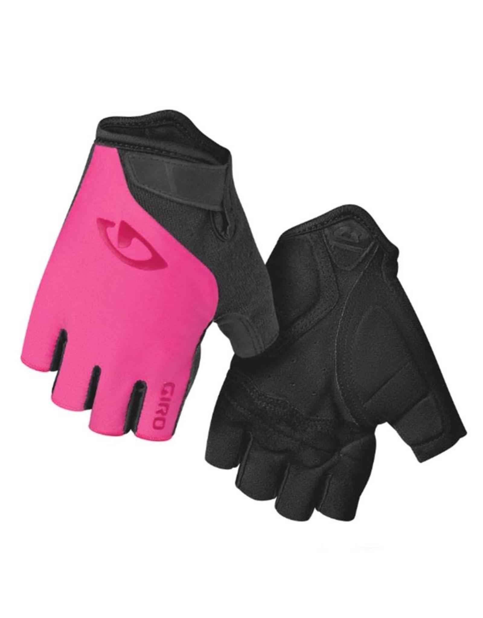 Giro Jag'ette Short Finger Glove Magenta