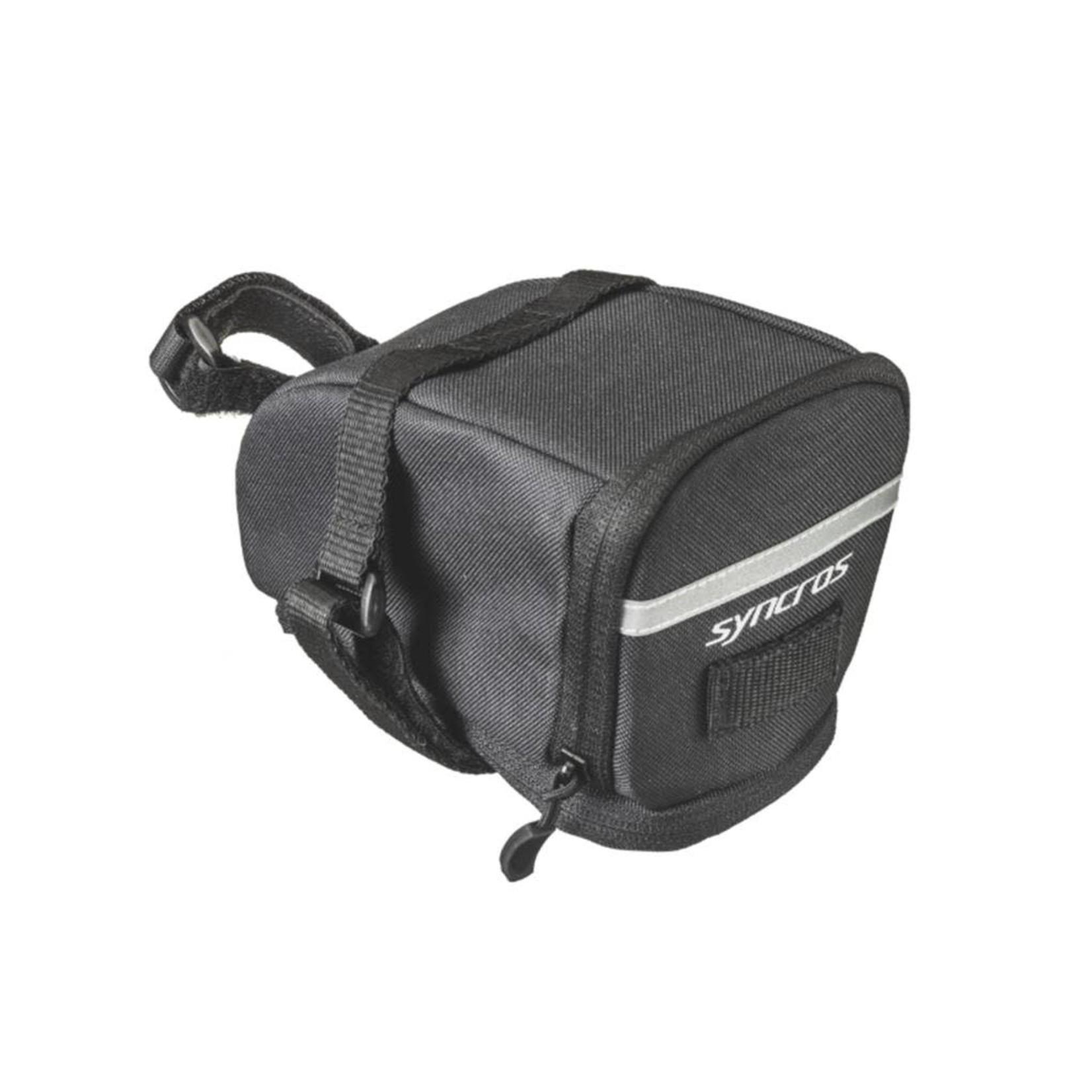 Syncros Bicycle Saddle Bag Black