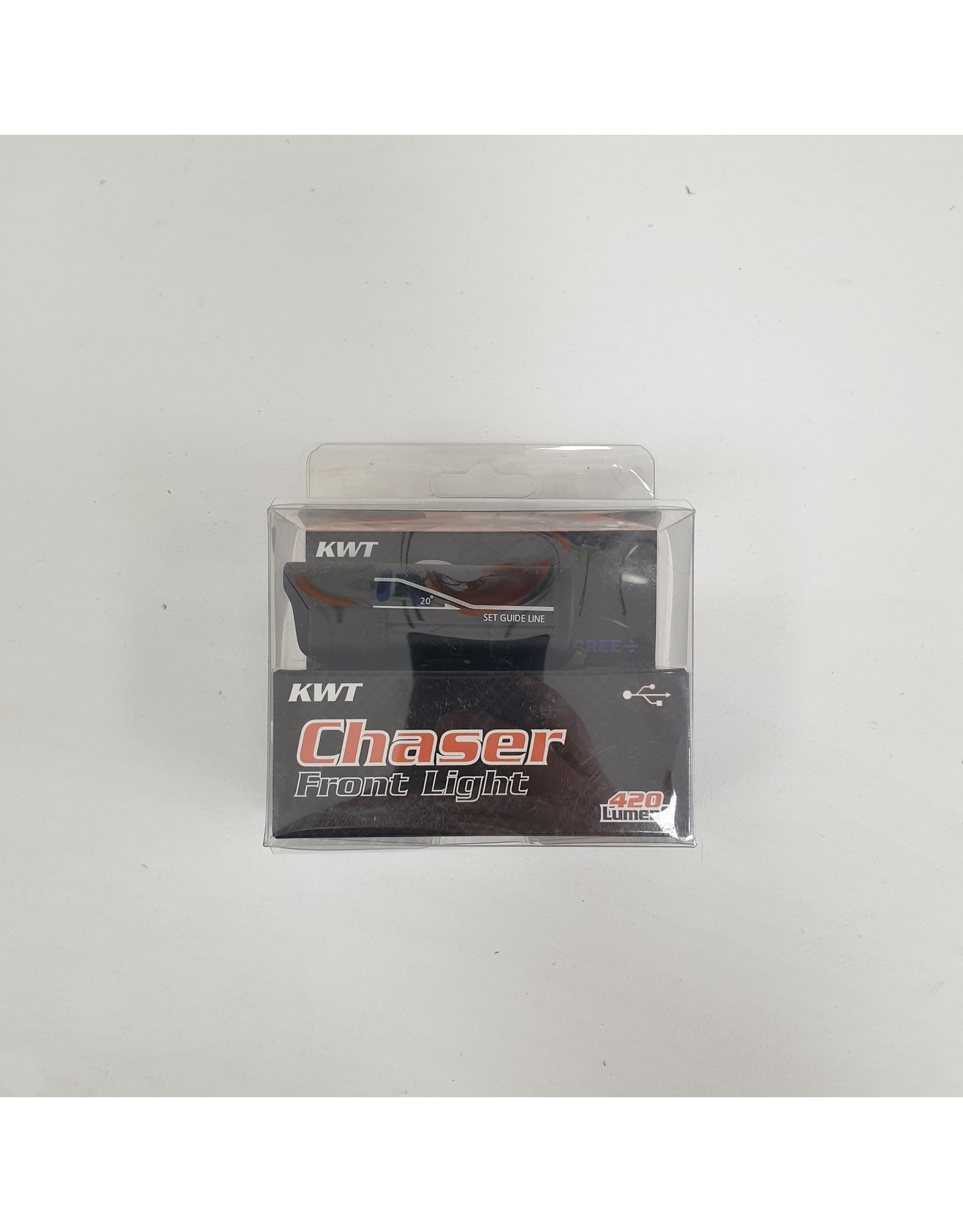 KWT Chaser Front Light 420 Lumens