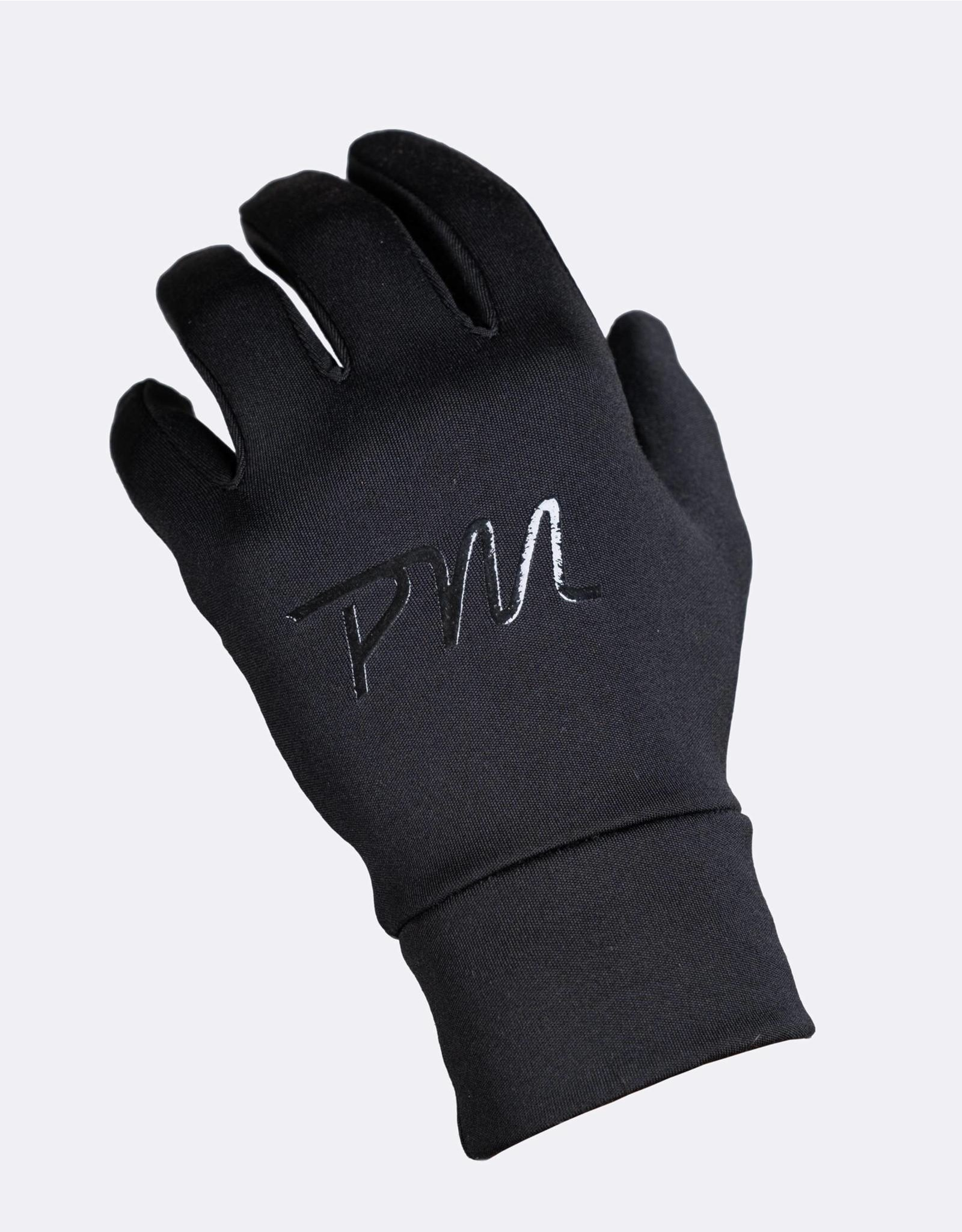 Pedal Mafia Stealth Thermal Glove Black