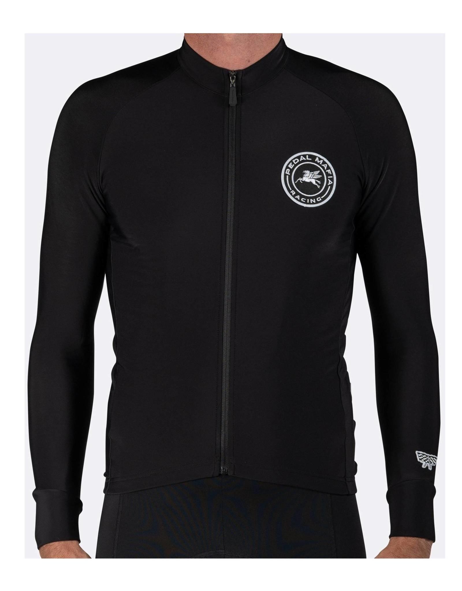 Pedal Mafia Pegasus Thermal Jacket Black