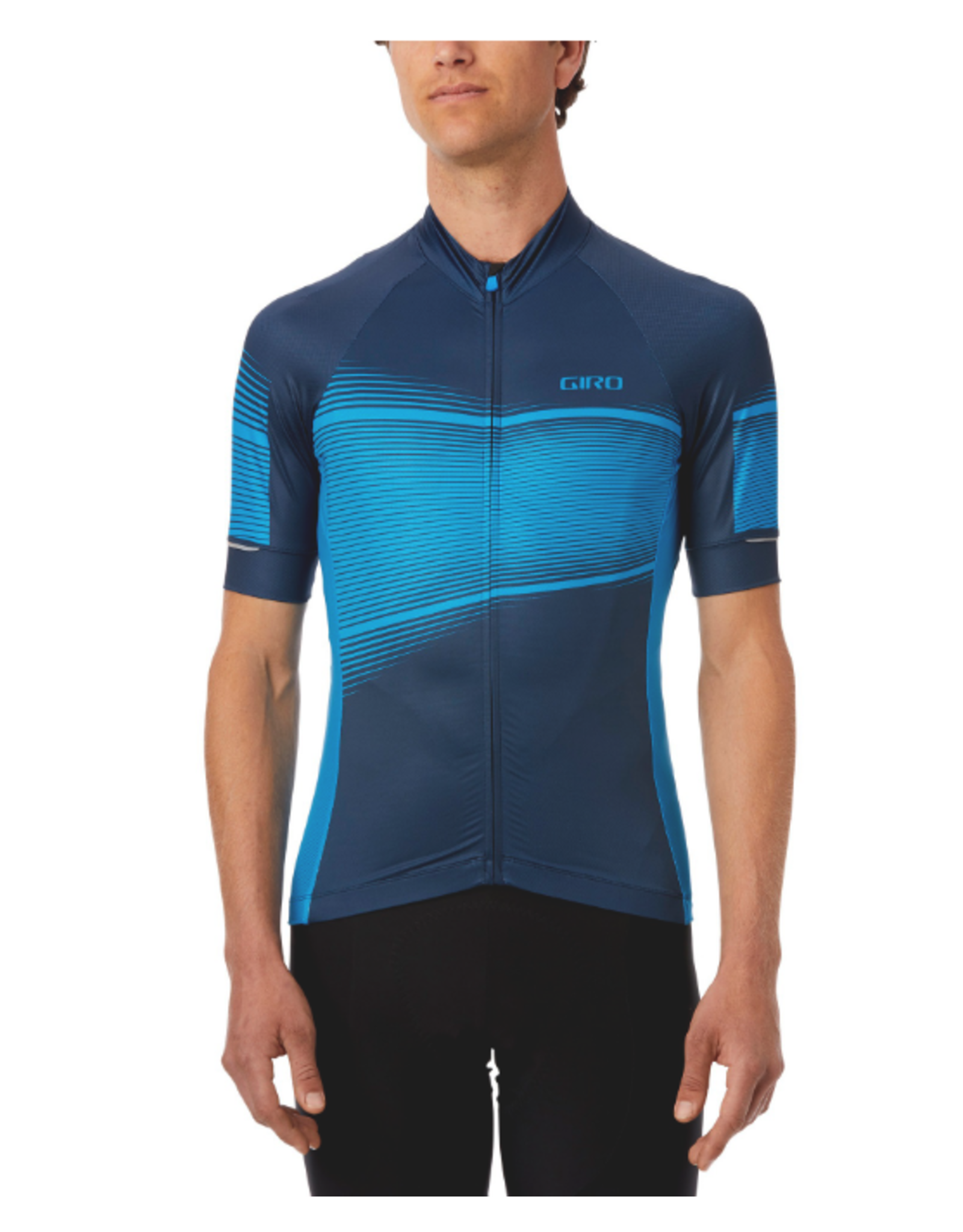 Giro Chrono Expert Cycling Jersey Midnight Heatwave