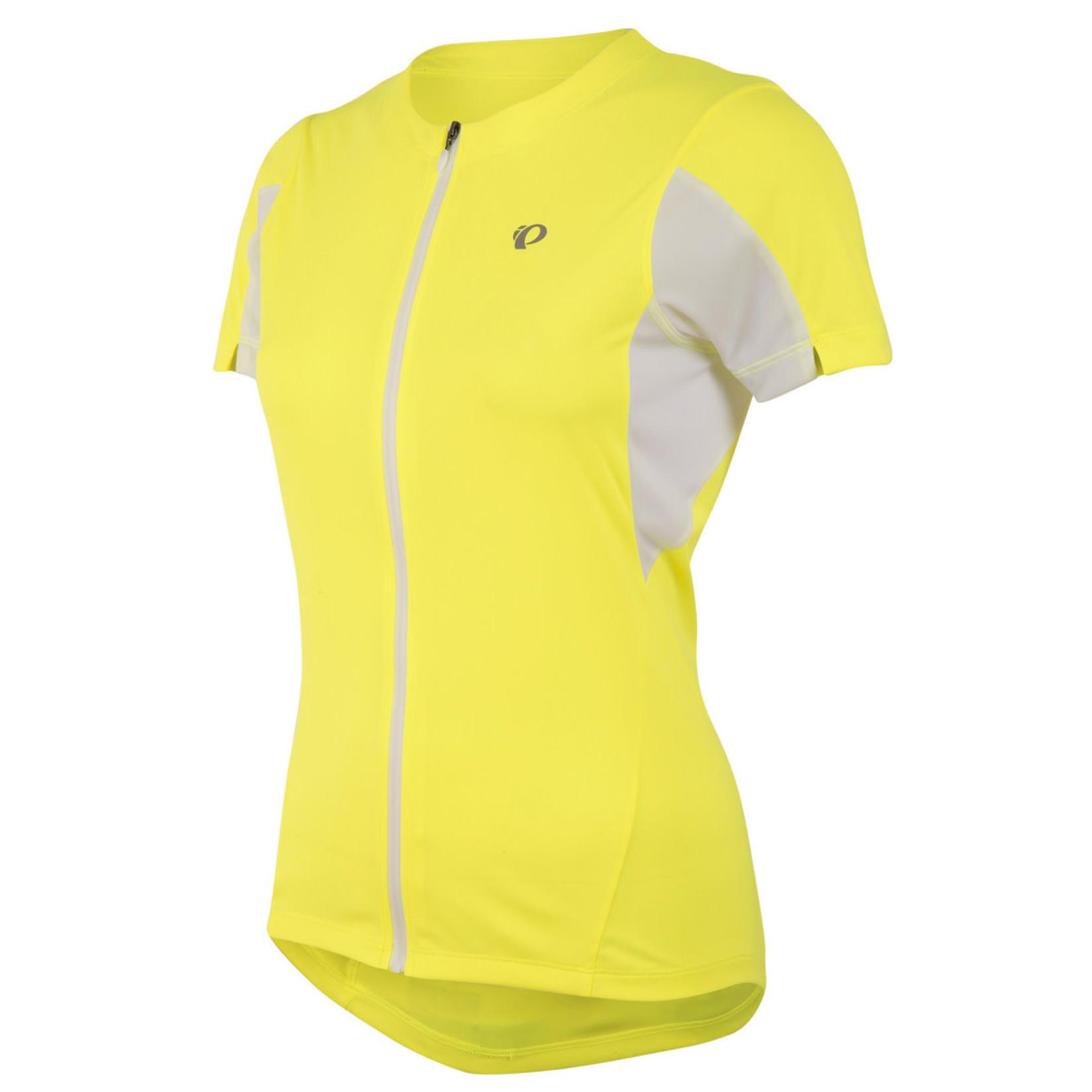 Pearl Izumi Select Woman Cycling Jersey Yellow