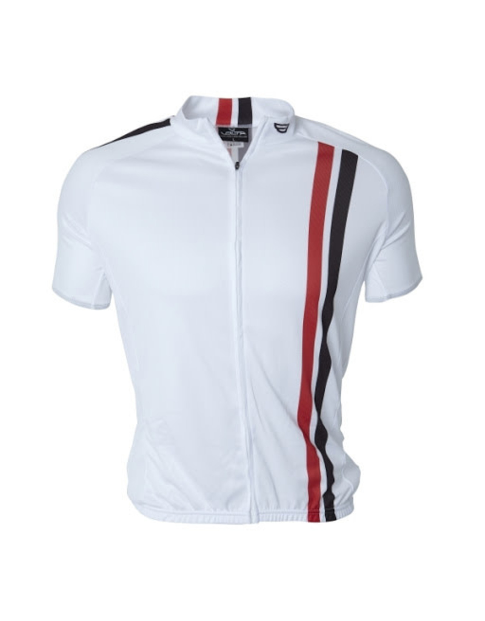 Volta SS Sport Cycling Jersey White SML