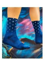 Ronde Renner Cycling Socks Diamond 2 N/Blue