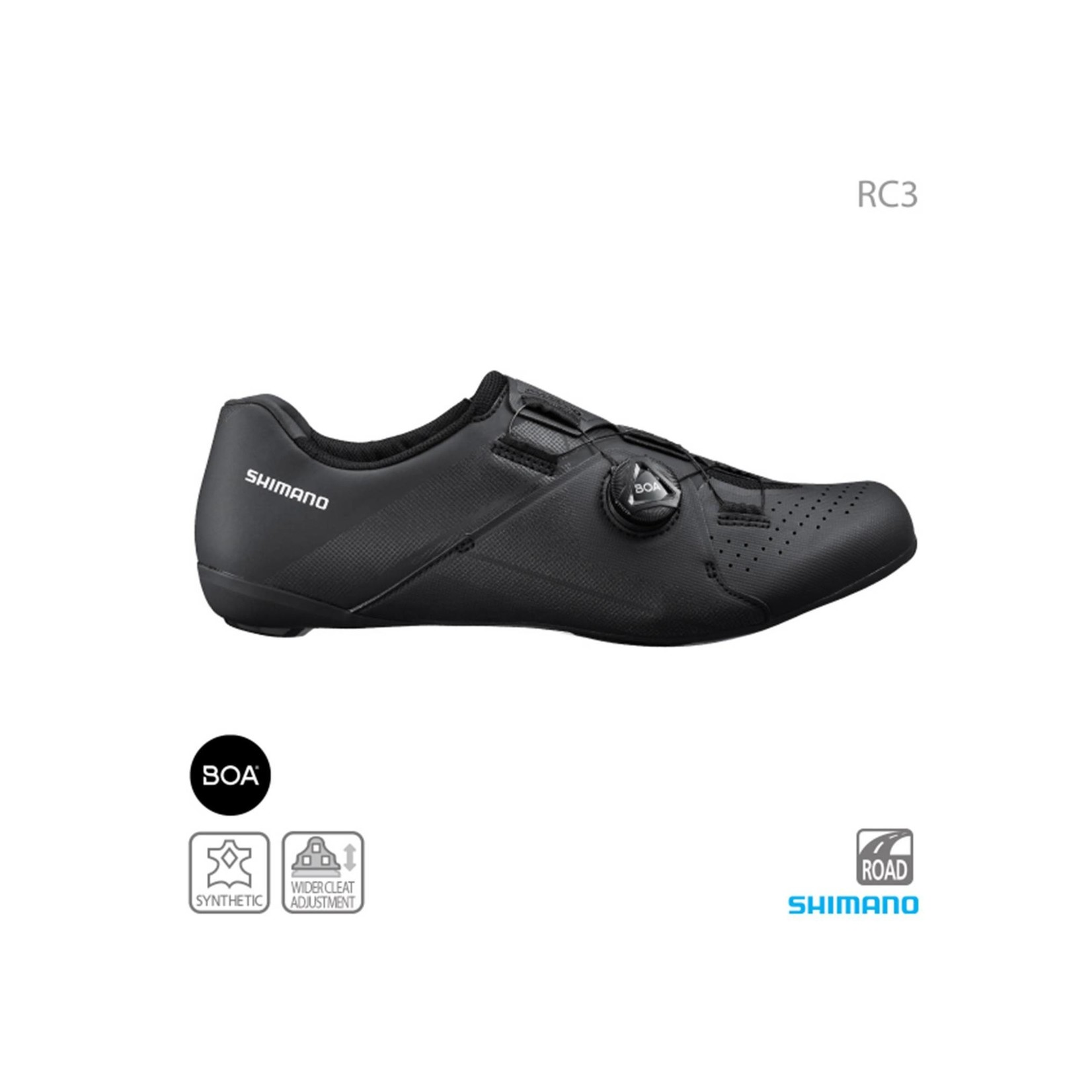 Shimano RC300 Road Shoe MY21