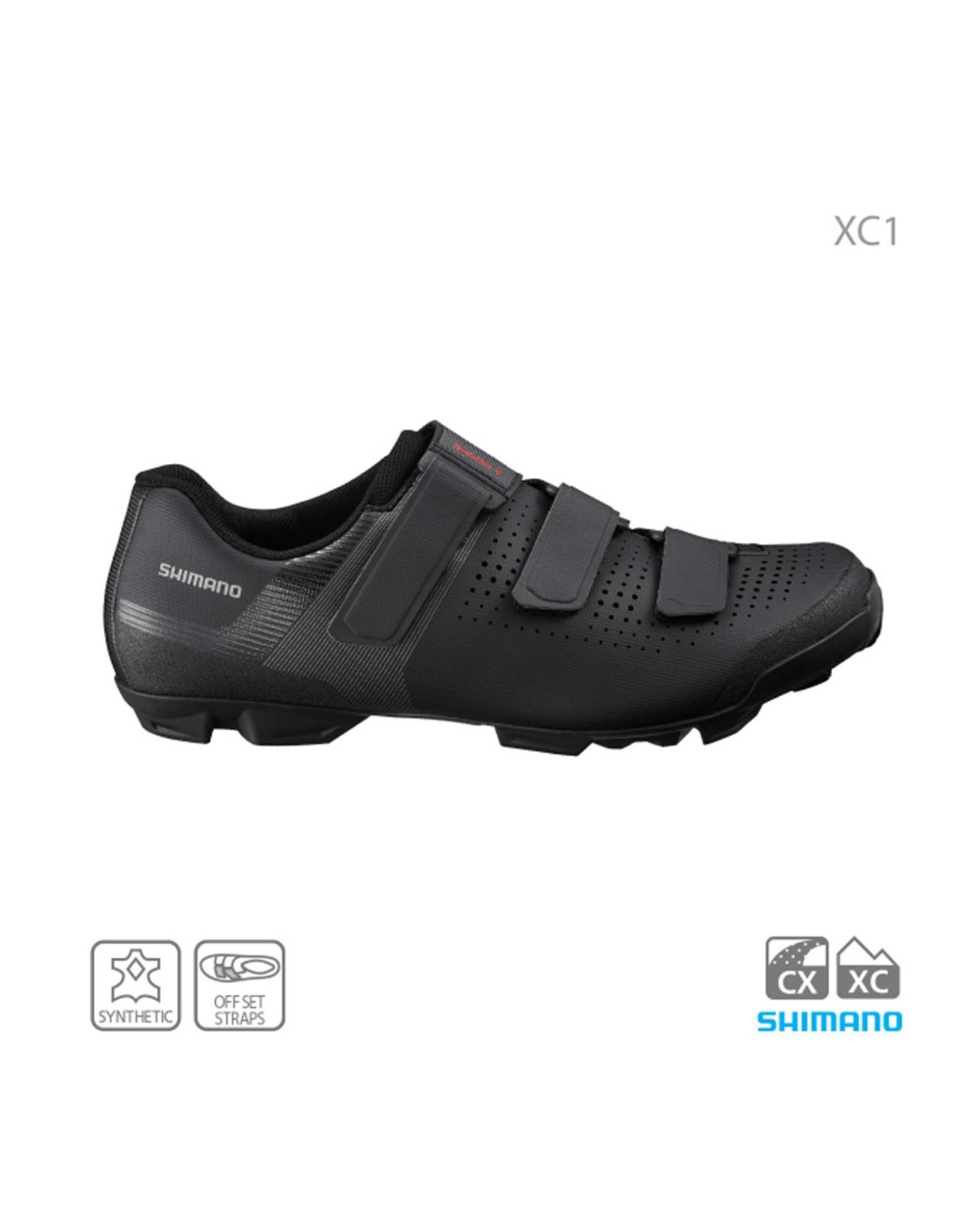 Shimano XC-100 Mountainbike Shoe MY21