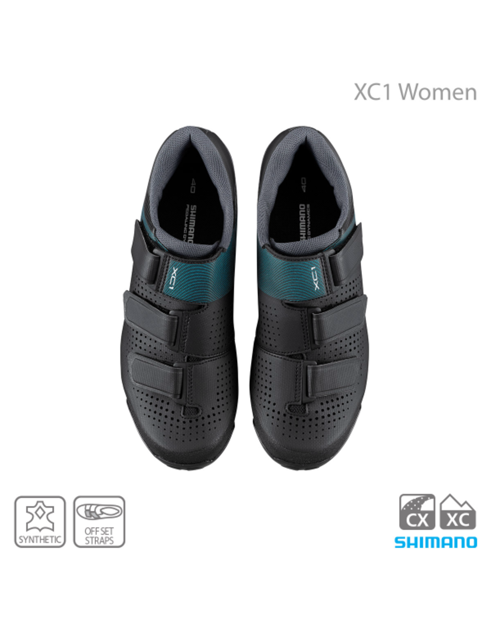 Shimano XC-100 Womens Mountainbike Shoe MY21