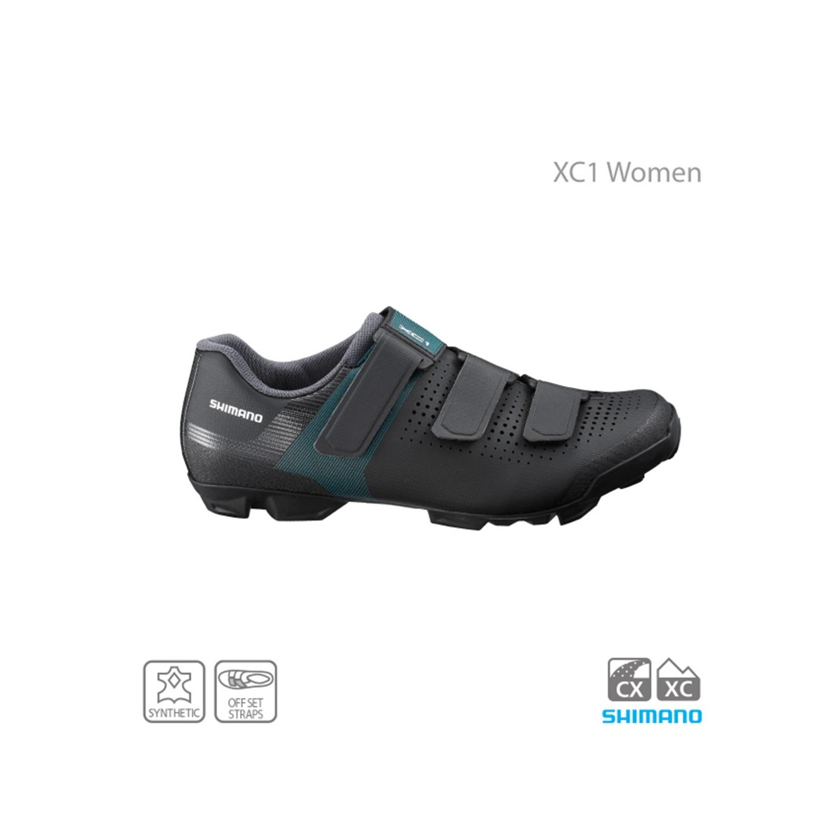 Shimano XC100 Womens MTB Shoe MY21