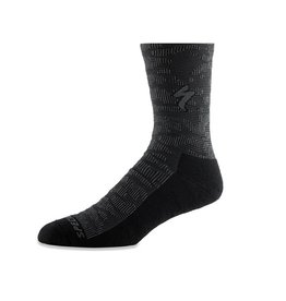 SPECIALIZED Specialized Techno MTB Tall Sock Black/Charocoal