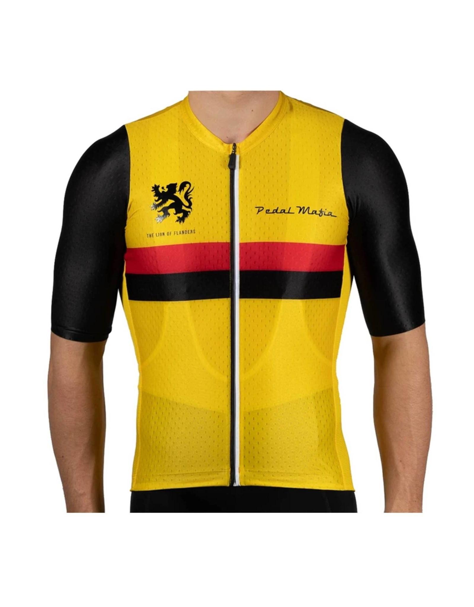 Pedal Mafia Mens V3 Flanders Jersey