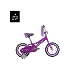 "MALVERN STAR Malvern Star Cruisestar 12"" 2021 Purple/White"