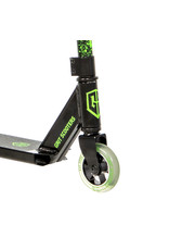 GRIT Grit Extremist 2021 Black / Marble Green Scooter