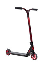 GRIT Grit Fluxx 2021 Black / Marble Red Scooter