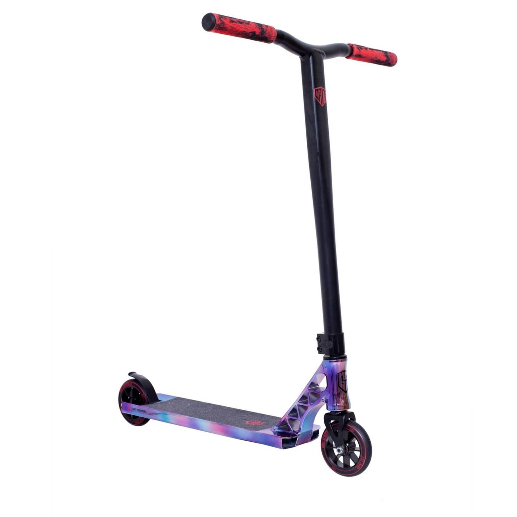 GRIT Grit Elite 2021 Neo Painted / Satin  Black Scooter