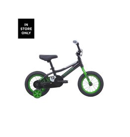 "MALVERN STAR Malvern Star MX 12"" 2021 Black/Green"
