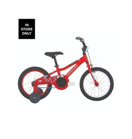 "MALVERN STAR Malvern Star MX 16"" 2020/21 Red/Blue"