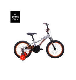 "MALVERN STAR Malvern Star MX 16"" 2021 Bru Alu/Orange"