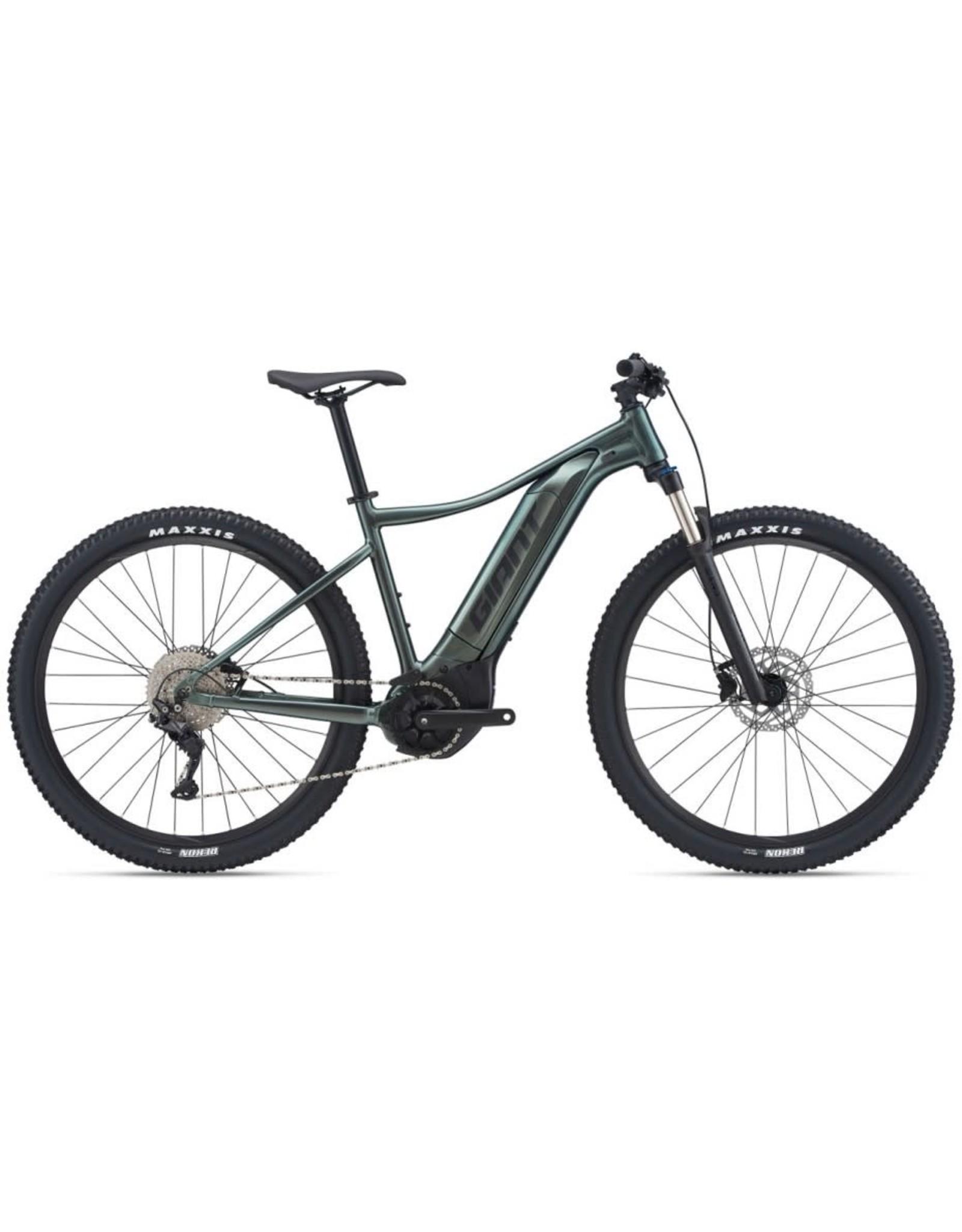 GIANT Giant Talon E+ 1 29er 2021 Balsam Green