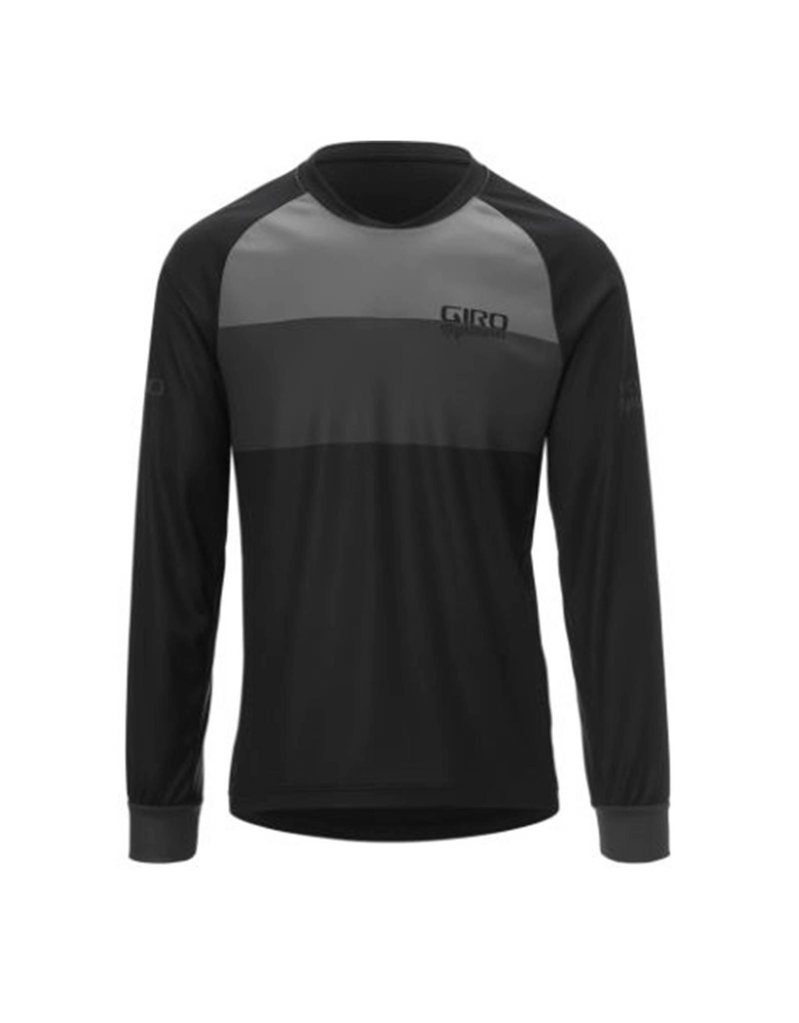 Giro Roust Long Sleeve MTB Jersey Nightmare Studio L