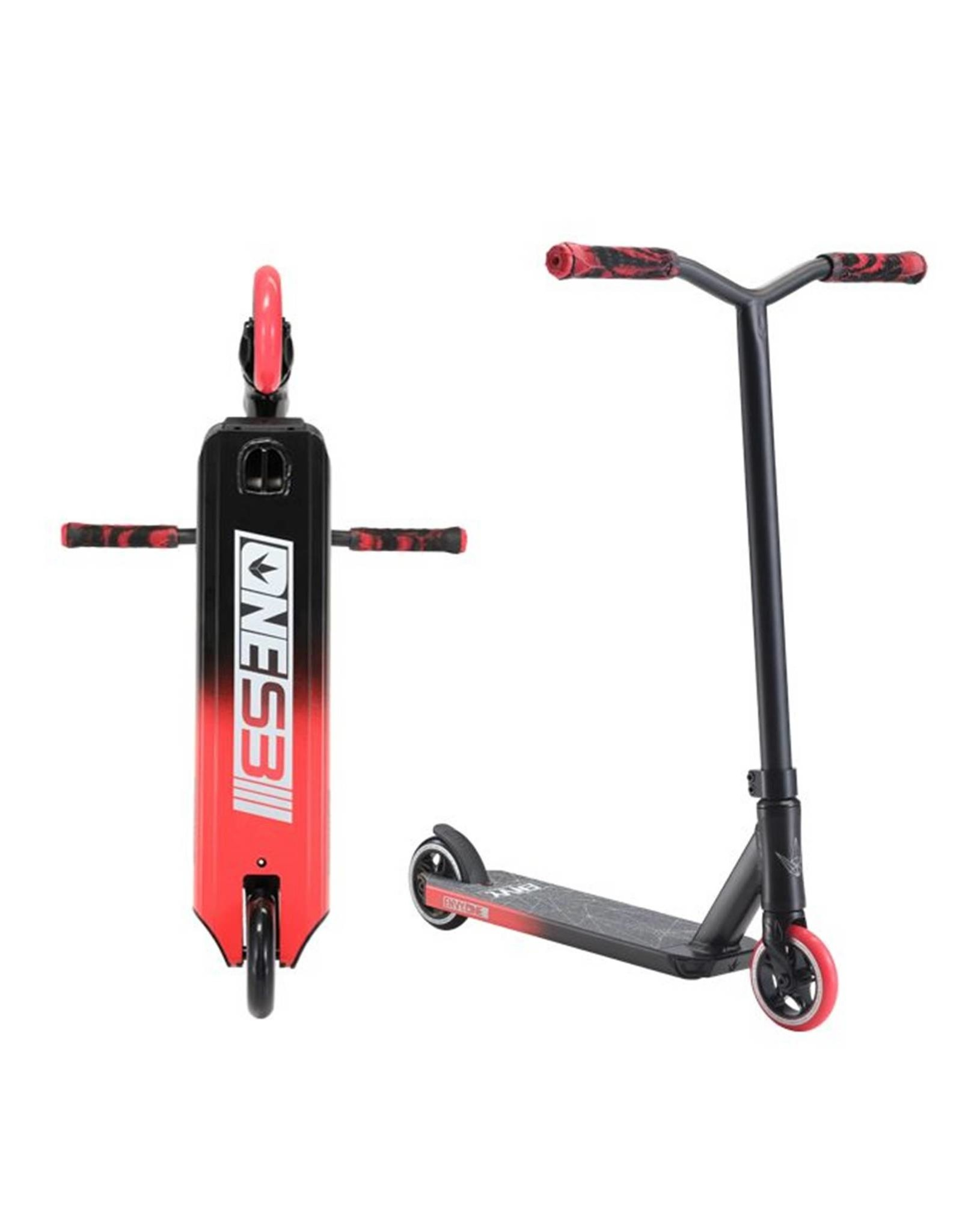 ENVY Envy One S3 Scooter Black/Red