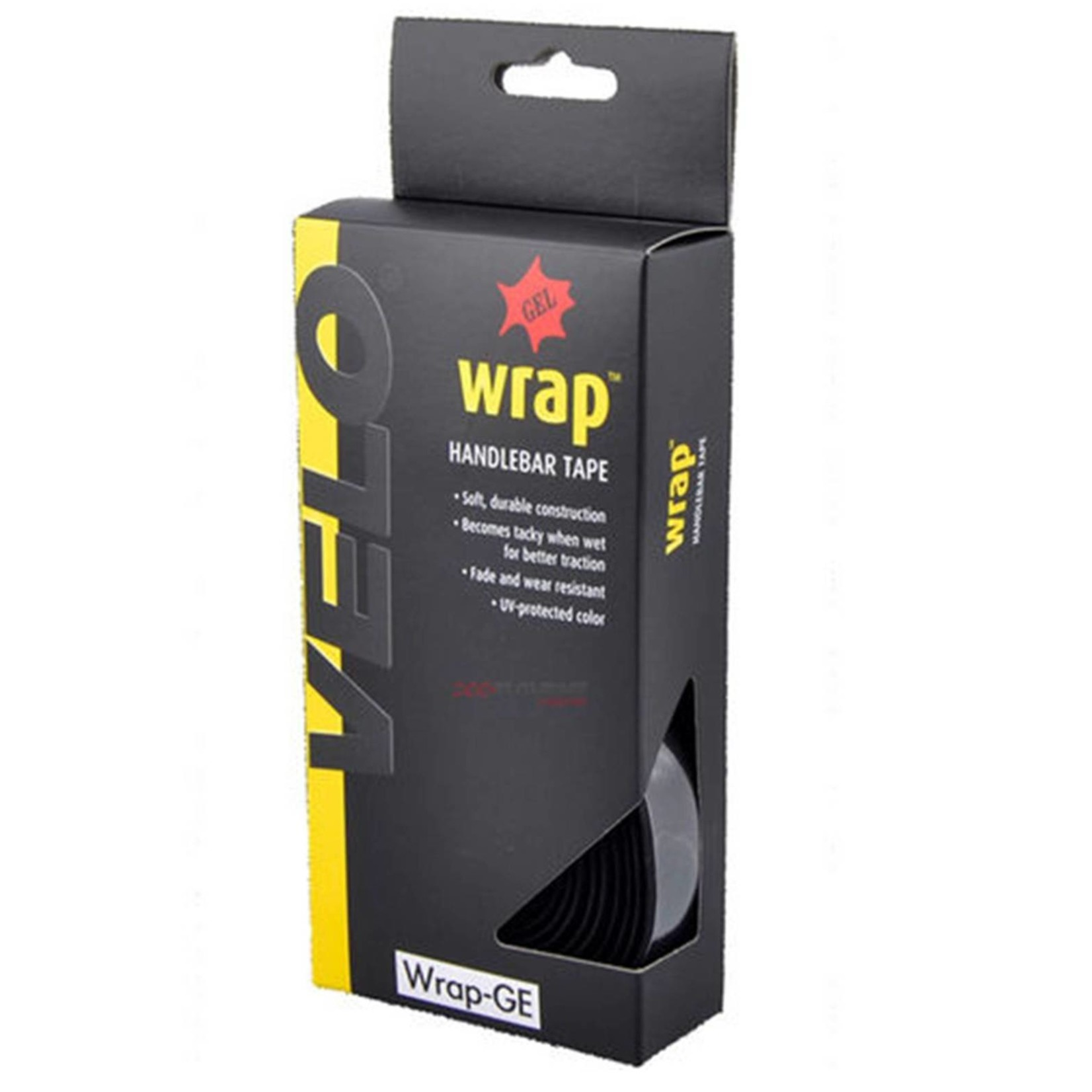 Velo Wrap Bar Tape Black