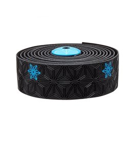 Supacaz Super Sticky Kush Bar Tape Neon Blue Galaxy