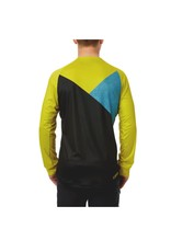 Giro Roust Long Sleeve MTB Jersey Citron Green