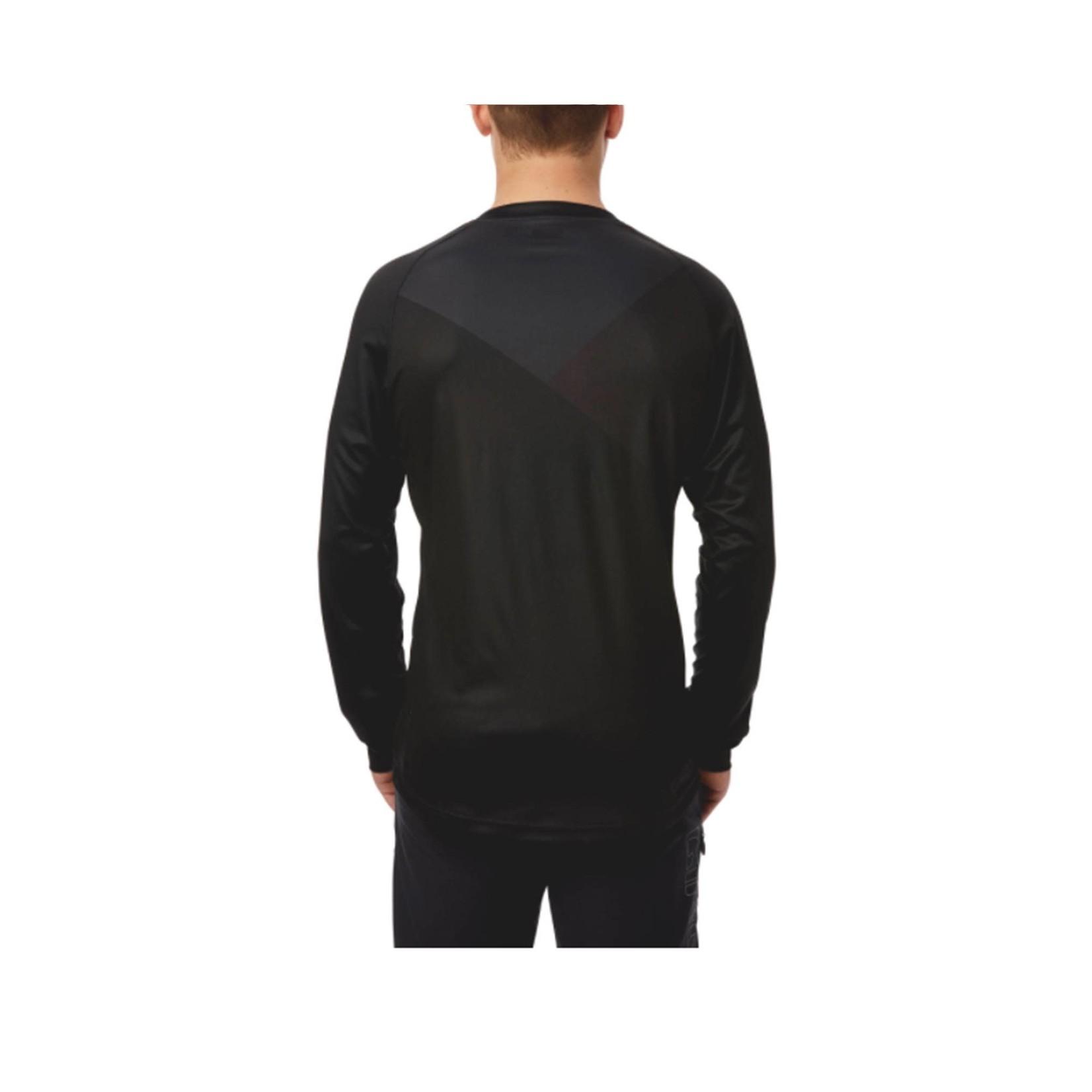 Giro Roust Long Sleeve MTB Jersey Black Shadow
