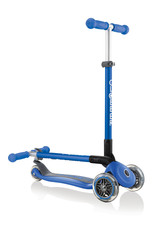 Globber Primo Foldable Scooter Navy Blue