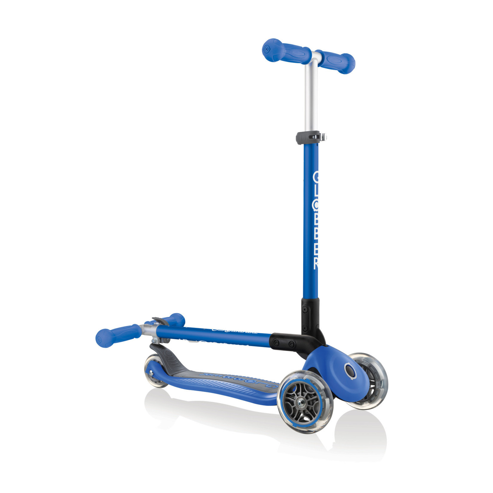 Globber Primo Foldable Navy Blue Scooter