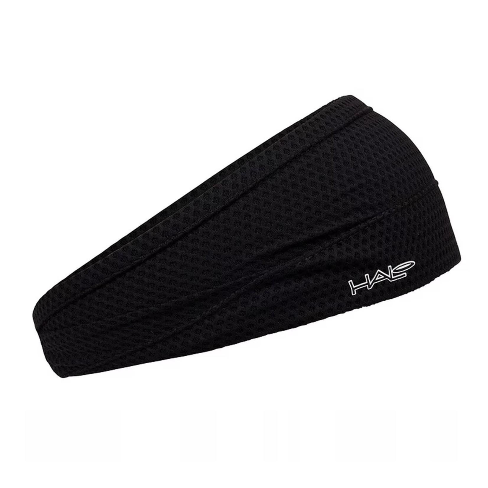 Halo Bandit Air Headband Black